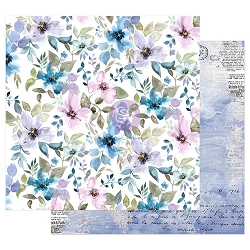 Prima - Watercolor Floral Collection - In The Water Garden 12