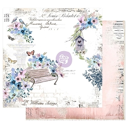 Prima - Watercolor Floral Collection - Watercolor Cards 12