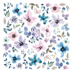 Prima - Watercolor Floral Collection - Ephemera II