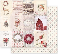 Prima - Christmas In The Country Collection - Spreading Christmas Magic 12