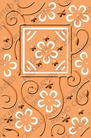 Cuttlebug Embossing Folder Plus - Perfect Perennials