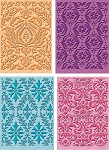 Cuttlebug Embossing Folder Bundle -