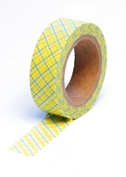 Queen & Co. - Trendy Tape - Argyle Summer 2