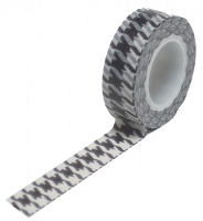 Queen & Co. - Trendy Tape - Houndstooth