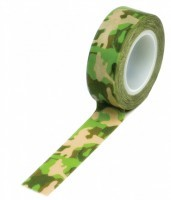 Queen & Co. - Trendy Tape - Camo Green