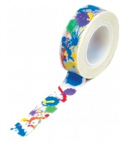 Queen & Co. - Trendy Tape - Rainbow Paint