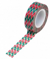 Queen & Co. - Trendy Tape - Holiday Chevron