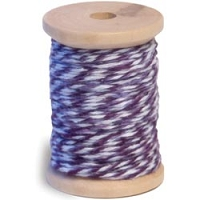 Queen & Co. - Twine - Dark Purple/Light Purple