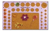Quilled Creations - Quilling Circle Template Board