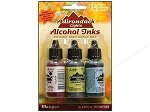 Ranger - Tim Holtz Alcohol Ink - Countryside Kit
