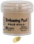 Ranger Embossing Pearls - Pale Gold Pearl (1 oz)