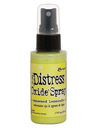 Ranger - Tim Holtz Distress Oxide Spray Ink - Squeezed Lemonade