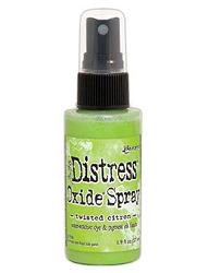 Ranger - Tim Holtz Distress Oxide Spray Ink - Twisted Citron