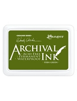 Ranger Archival Ink Pad - Fern Green by Wendy Vecchi
