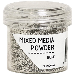 Ranger - Mixed Media Embossing Powder - Bone