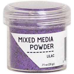 Ranger - Mixed Media Embossing Powder - Lilac