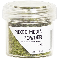 Ranger - Mixed Media Embossing Powder - Lime