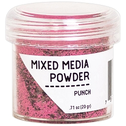 Ranger - Mixed Media Embossing Powder - Punch