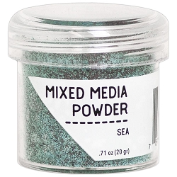 Ranger - Mixed Media Embossing Powder - Sea