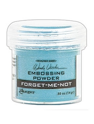 Ranger - Wendy Vecchi Embossing Powder - Forget-me-not (1 oz)