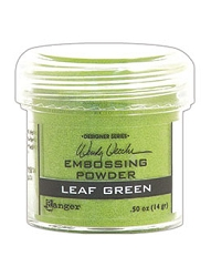Ranger - Wendy Vecchi Embossing Powder - Leaf Green (1 oz)