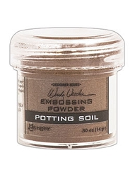 Ranger - Wendy Vecchi Embossing Powder - Potting Soil (1 oz)