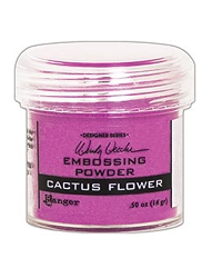 Ranger - Wendy Vecchi Embossing Powder - Cactus Flower (1 oz)