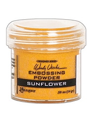 Ranger - Wendy Vecchi Embossing Powder - Sunflower (1 oz)