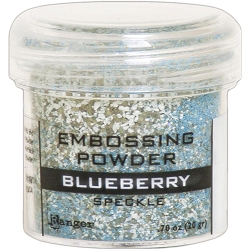 Ranger - Speckle Embossing Powder - Blueberry