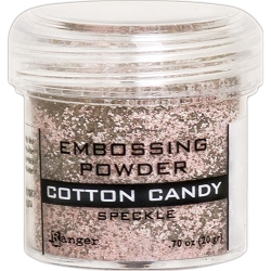 Ranger - Speckle Embossing Powder - Cotton Candy