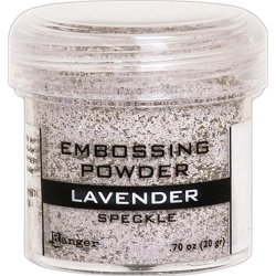 Ranger - Speckle Embossing Powder - Lavender