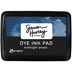 Ranger - Simon Hurley Dye Ink Pad - Midnight Snack