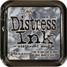 Ranger Distress Ink Pad - Weathered Wood