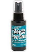 Ranger - Tim Holtz Distress Spray Stain - Peacock Feather