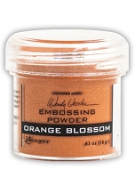Ranger - Wendy Vecchi Embossing Powder - Orange Blossom (1 oz)