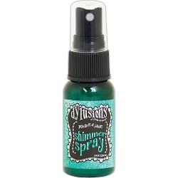 Ranger - Dyan Reaveley's Dylusions Shimmer Spray - Polished Jade
