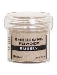 Ranger - Embossing Powder - Bubbly Metallic