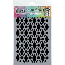Ranger - Dylusions Stencil - Fancy Floor Small (5