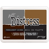 Ranger - Tim Holtz Distress Mixed Media Ink Palette (Archival Ink)