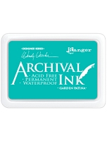 Ranger Archival Ink Pad - Garden Patina by Wendy Vecchi