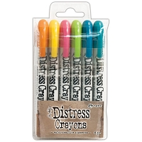 Ranger - Tim Holtz Distress Crayons Set #4