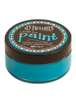 Ranger - Dylusions paints - Calypso Teal
