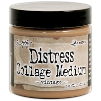 Ranger - Tim Holtz Distress Collage Medium - Vintage