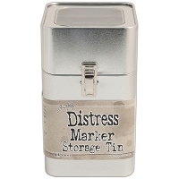 Ranger - Tim Holtz Distress Marker Storage Tin (Empty)