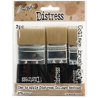 Ranger - Tim Holtz Distress Collage Brush Assortment