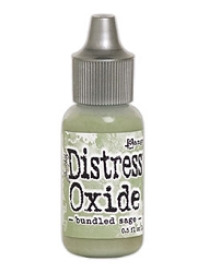 Ranger - Tim Holtz Distress Oxide Ink Refill - Bundled Sage (0.5 fl.oz.)