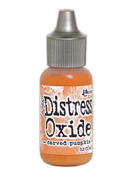 Ranger - Tim Holtz Distress Oxide Ink Refill - Carved Pumpkin (0.5 fl.oz.)