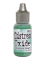 Ranger - Tim Holtz Distress Oxide Ink Refill - Evergreen Bough (0.5 fl.oz.)