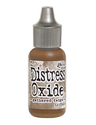 Ranger - Tim Holtz Distress Oxide Ink Refill - Gathered Twigs (0.5 fl.oz.)
