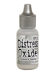Ranger - Tim Holtz Distress Oxide Ink Refill - Hickory Smoke (0.5 fl.oz.)